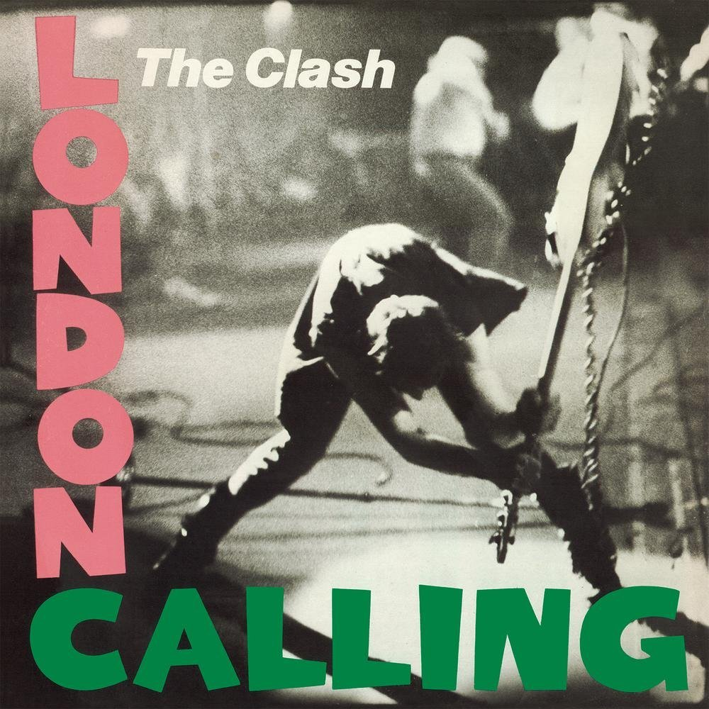 LONDON CALLING – The Clash (1979)