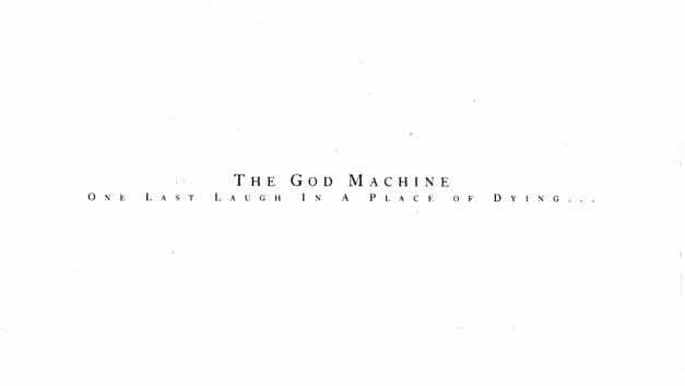 ONE LAST LAUGH IN A PLACE OF DYING – God Machine (1994)