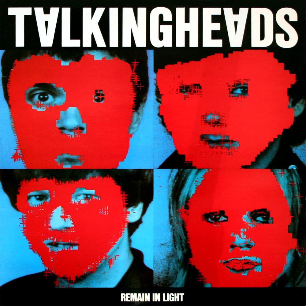 REMAIN IN LIGHT – TALKING HEADS (1980)