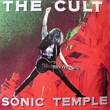 SONIC TEMPLE – The Cult (1989)