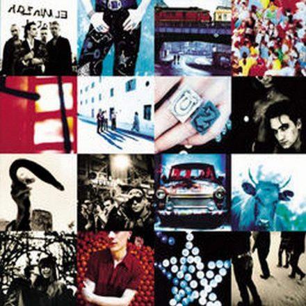 ACHTUNG BABY – U2 (1991)