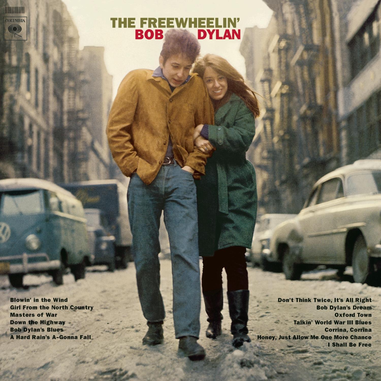 THE FREEWHEELIN' BOB DYLAN – Bob Dylan (1963)