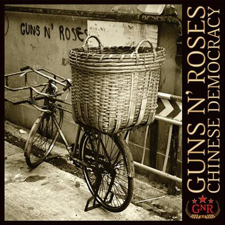 CHINESE DEMOCRACY – Guns n' Roses (2008)