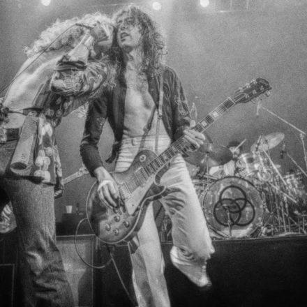 THE RAIN SONG -Led Zeppelin