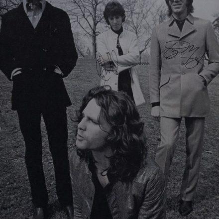 LIGHT MY FIRE -The Doors