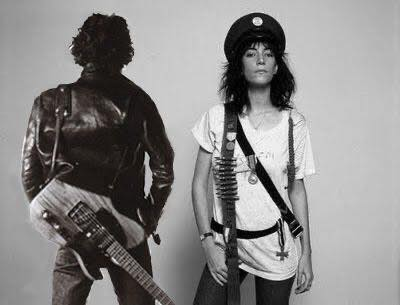 BECAUSE THE NIGHT –  Patti Smith