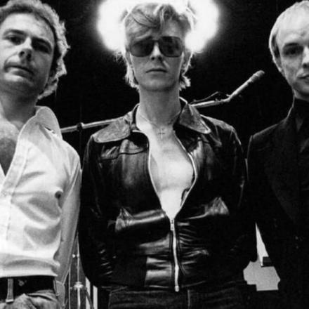 HEROES –  David Bowie